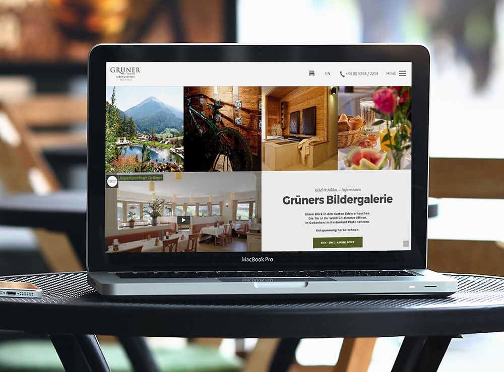 Hotel Grüner