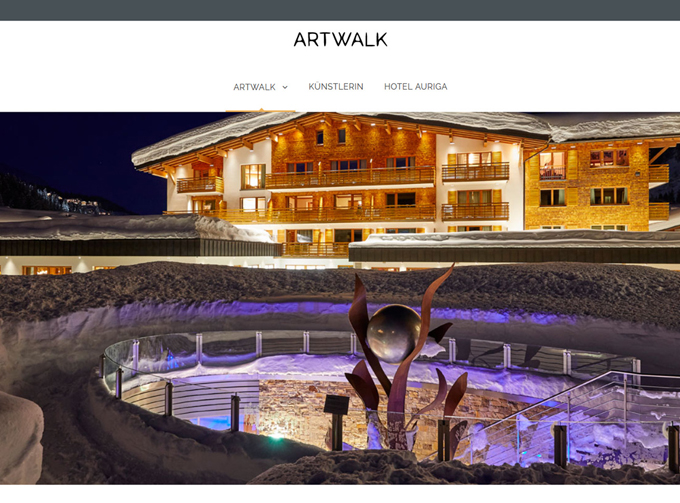 ARTWALK Lech am Arlberg